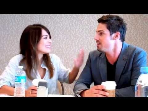 Jay Ryan and Kristin Kreuk - Jaystin Gr8 montage of the chemistry they have!