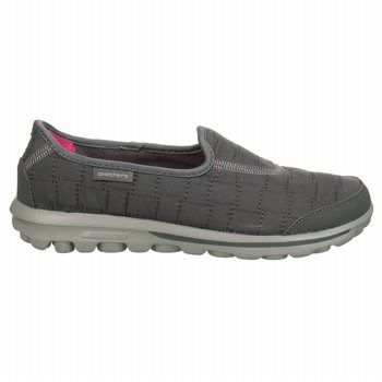 Skechers Women's GOwalk Coziness Slip On Sneaker Shoe