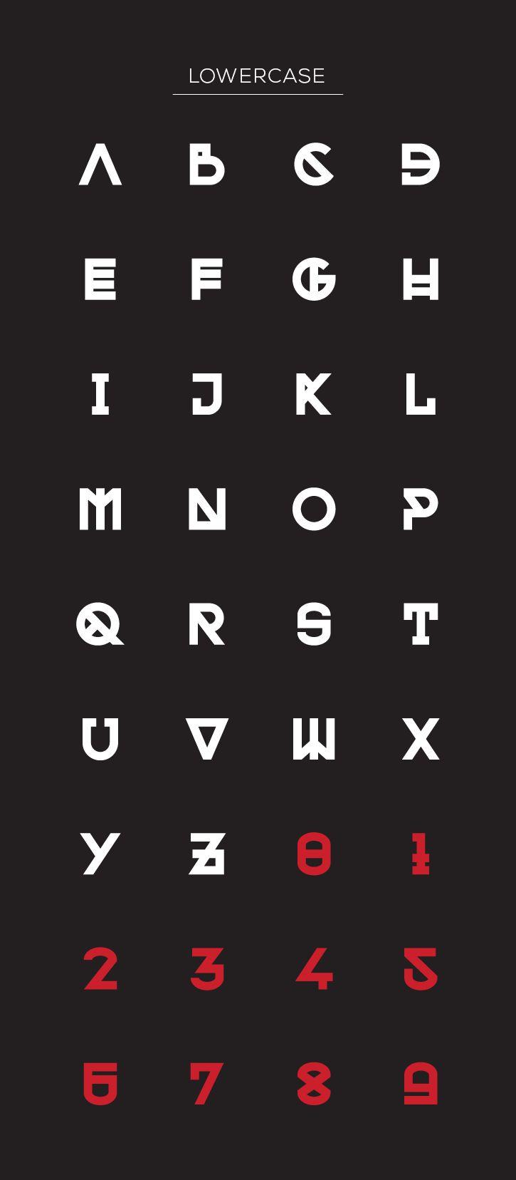 Konfander | experimental monospaced display font | Fontfabric™