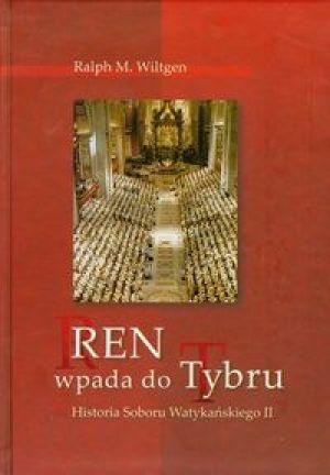 """""""Ren wpada do Tybru"""" - Wiltgen trochę przytłacza faktografią nt. Vaticanum II, ale jest świetny :-)"""