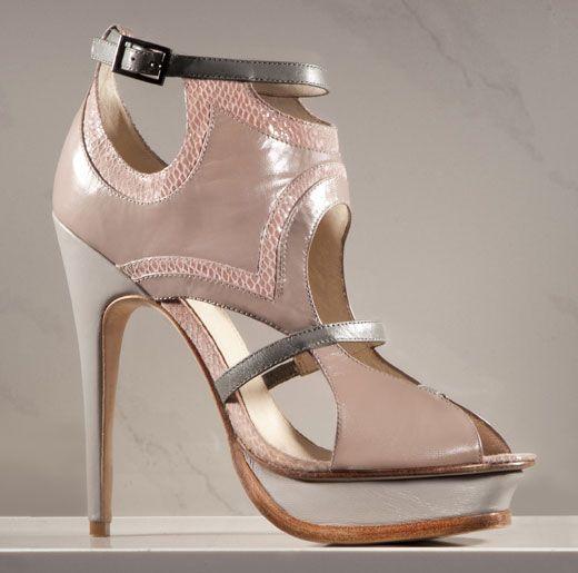Hailwood for Mi Piaci - Empire State Heel