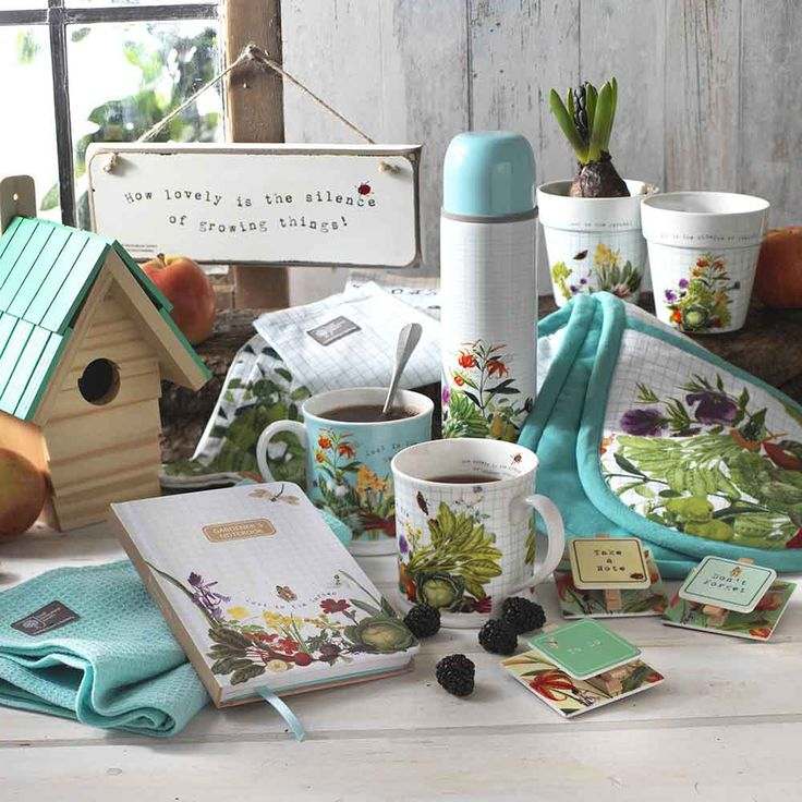 The RHS spring 16 gifting range