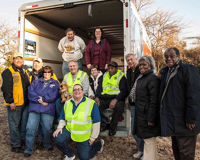 District 20-K2 - Hurricane Sandy Relief by Lions Clubs International, via Flickr
