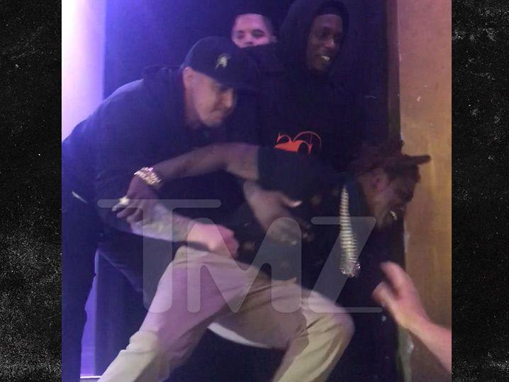 Kodak Black Concert Halted After Fan Climbs Scaffolding