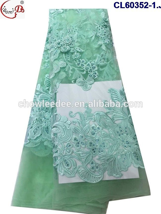 Elegant 3D flower wedding dresses material CL60352-2 peach french lace tulle lace fabric net lace for sale, View net lace, Chowleedee Product Details from Guangzhou Chowleedee Trade Firm on Alibaba.com