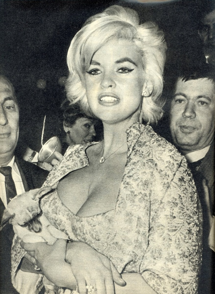 52 Best Images About Jayne Mansfield On Pinterest