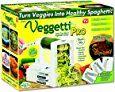 Amazon.com: Veggetti Pro Table-Top Spiralizer, Quickly Spiral Slice Vegetables into Healthy Veggie Pasta: Kitchen & Dining