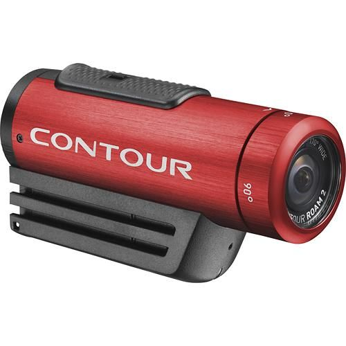 Contour Roam 2 Waterproof Camera -- has HD video and time lapse capabilities