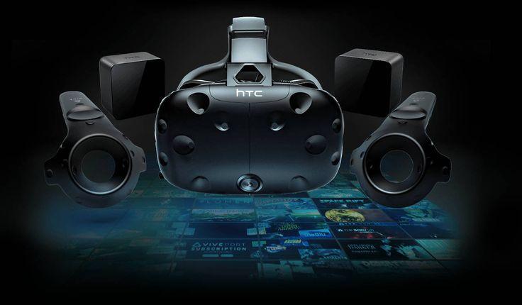 Nouvelle version Vive Pro et adaptateur sans fil pour Vive - HTC Vive présente de nouvelles améliorations dans la façon dont les utilisateurs de VR découvrent, expérimentent et acquièrent du contenu VR, grâce à une refonte totale de Viveport VR et Vive Video.