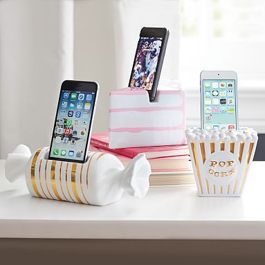 Sweet Treats Phone Holders ♡ Pinterest : ღ Kayla ღ