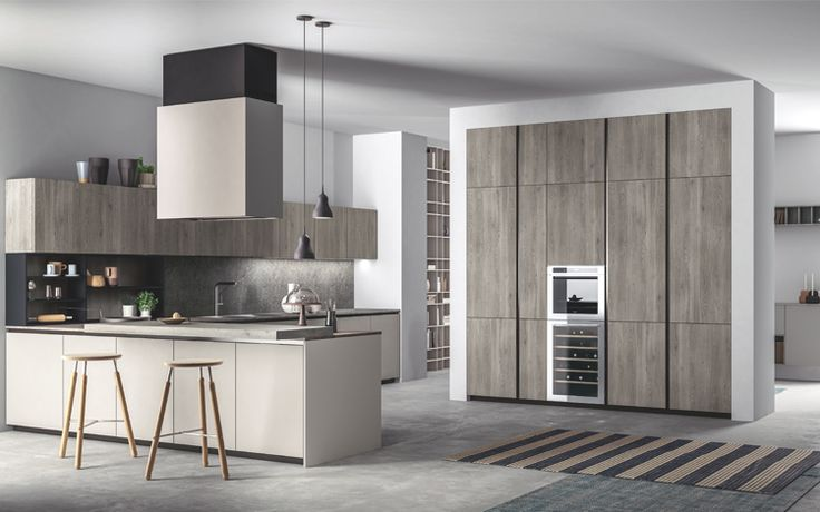 Progetto SMART nr.6 - Cucina #home #casa #arredamento #progetto #design #kitchen #cucina #cucine