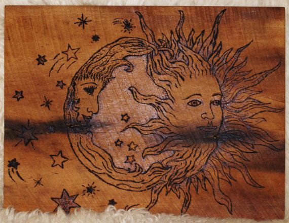 Pyrography Designs CustomMade To Order  3 x 5 by FireMagickDesigns, $45.00