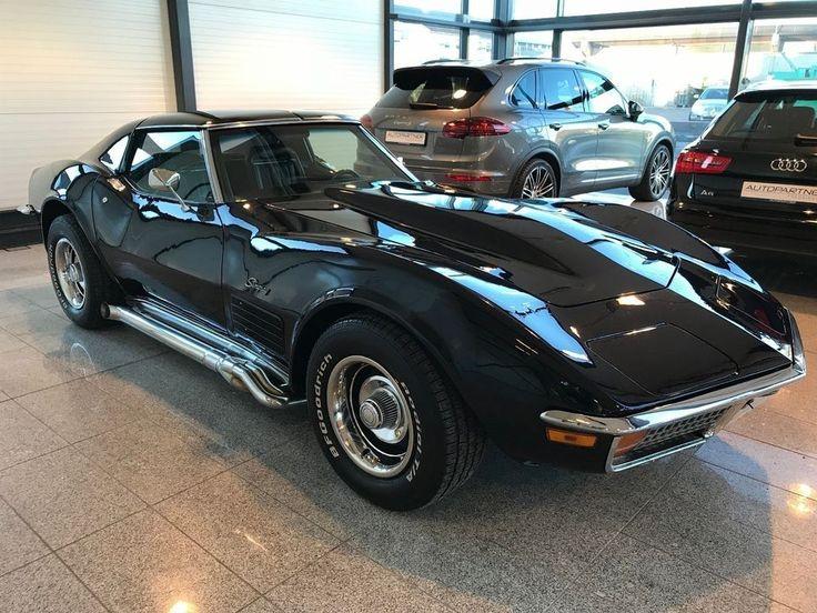 Chevrolet Corvette, Bil