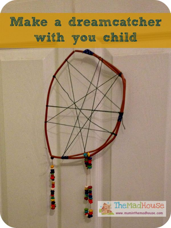 1000 images about mum in the mad house on pinterest for How to make homemade dream catchers