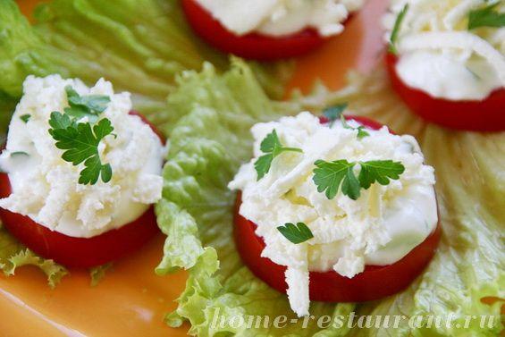 Фаршированные помидоры: лучшие рецепты с фото - Домашний Ресторан