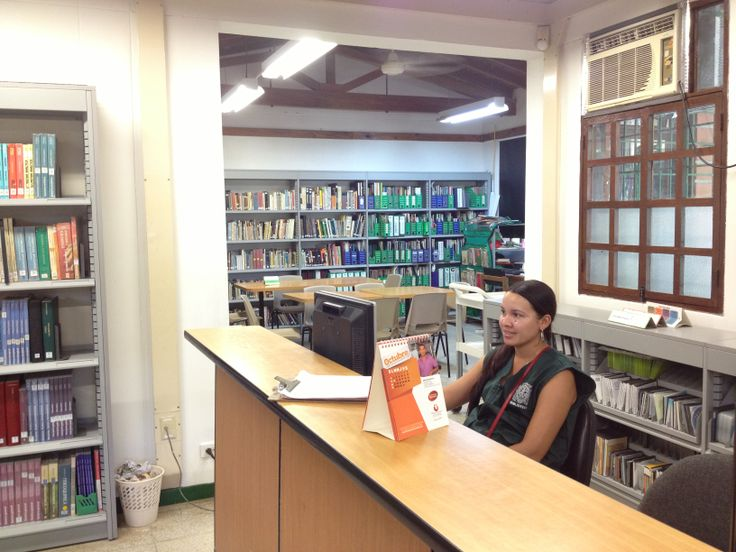 Biblioteca Magdalena Medio