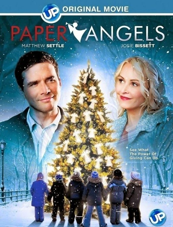 Paper Angels is a 2014 American made for TV drama film directed by David Winning and starring Ilse Salas, Pablo Derqui, Mora Ferriol Avails, Arturo Barba, Rosa Maria Bianchi, Jose Angel Bichir, Poncho Borbolla, Rodrigo Franco, Jacobo Lieberman, Eduardo Negrete and Gabriel Nuncio. Plot: An abused wife leaves her alcoholic husband and moves with her children to another town. There their lives become entwined with another family in trouble.