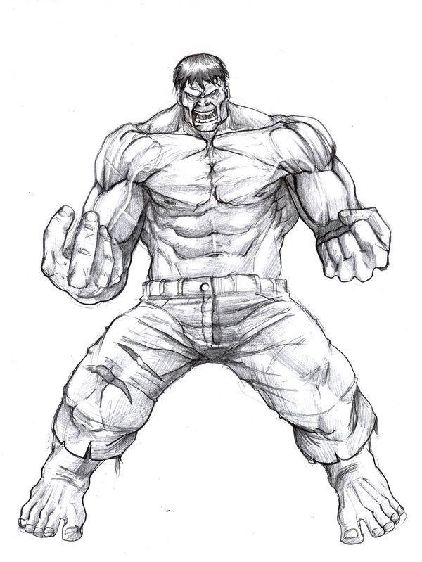 Hulk Bilder Zum Ausmalen: 17 Best Images About I Love To Draw On Pinterest