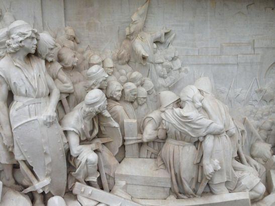 Estudar Historia da arte na Italia: onde e por que