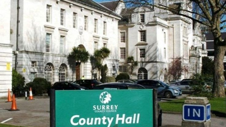 Conservative-led Surrey County Council plans 15% council #tax hike - BBC News http://www.bbc.co.uk/news/uk-england-surrey-38678629