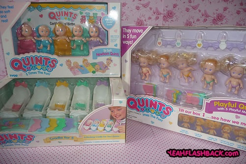 quints...i loved these things!