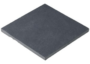 Black Limestone: Black Limestone paving is naturally riven on the top surface with sawn sides. It is hard wearing and the riven surface will provide a natural slip resistance.