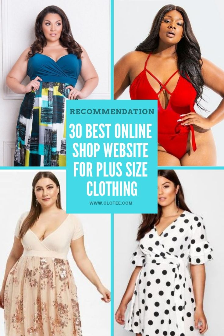 eb5da6f8cb7 I have 30 recommendation online shop for plus size clothing based on my  shopping experience that you should try to visit.