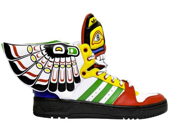 adidas Originals by Jeremy Scott - JS Wings