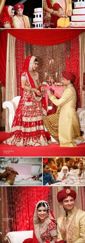 South Asian Desi Pakistani/Indian Wedding - Dulha Dulhan #MuslimWedding, #PerfectMuslimWedding, #IslamicWedding, www.PerfectMuslimWedding.com