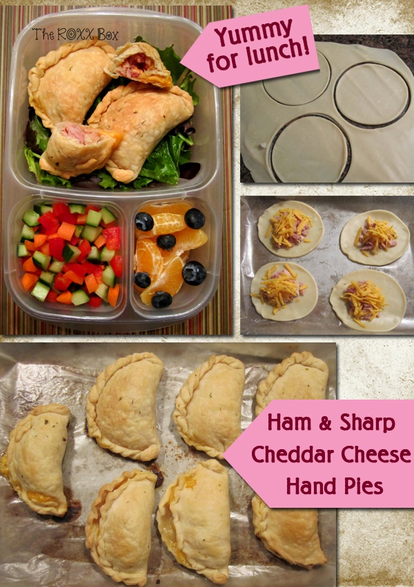 These hand pies are SUPER EASY to make. From @Matt Nickles Nickles Nickles Valk Chuah ROXX Box