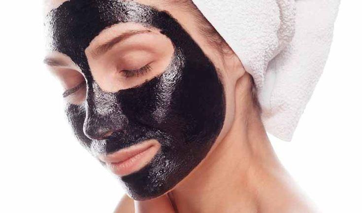 5 beneficios de las mascarillas de carbón vegetal - ¡Siéntete Guapa!
