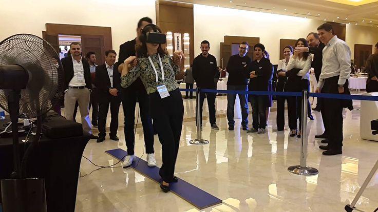 Brisa - Denge Simülasyonu - Hareket Sensörü ve Sanal Gerçeklik Gözlüğü