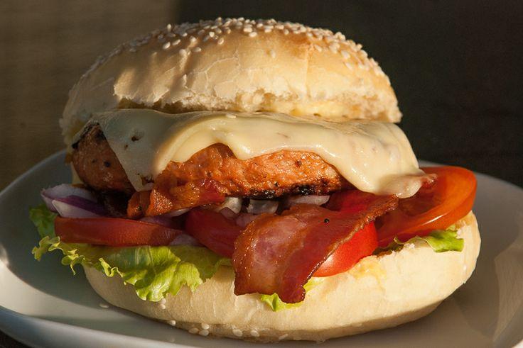 Hamburger - chezENGH