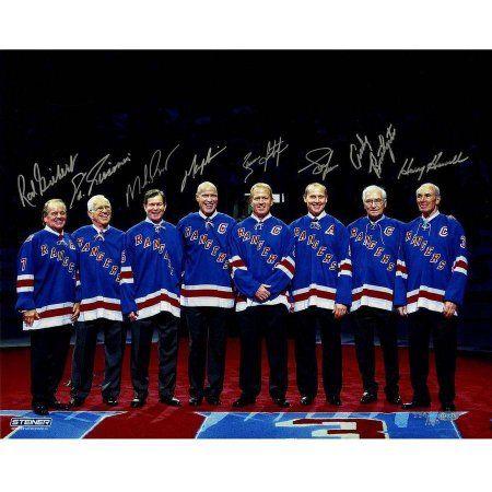 Brandon Dubinksy Brad Richards Ryan Callahan Goal Celebration Winter Classic 16 inch x 20 inch Photo