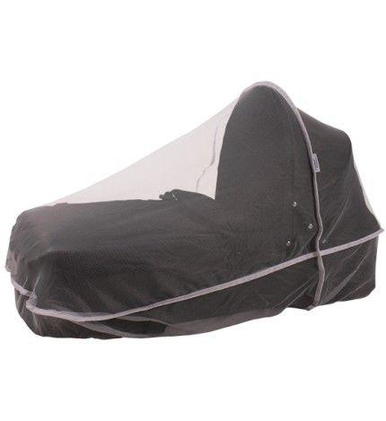 Moskitiera 2w1 na gondolę/spacerówkę parasolkę KEES