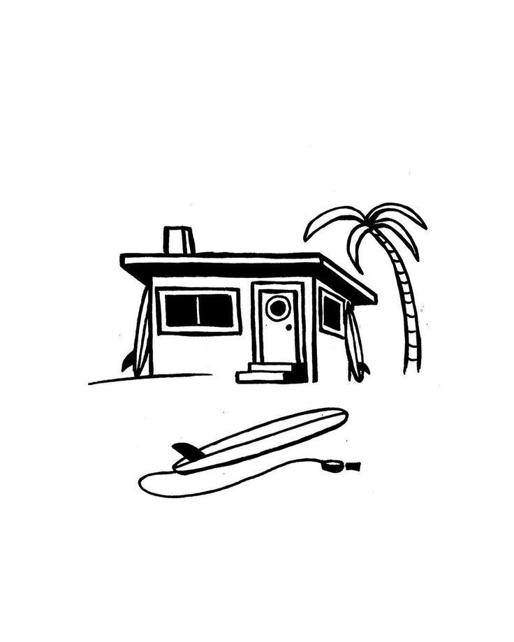 Surf Shack For @riparide T-Shirts Prints & Fun Stuff Www