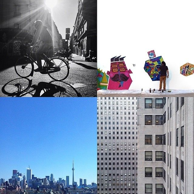 Our weekly feature on SeeMyCity featuring 4 photos from the #seemycity tag.   This week's pics are taken by:  Top left: @seb_gordon - Paris  Top right: @heraldherrera - Dubai  Bottom left:@shiaosquared - Toronto  Bottom right: @Don Bushell - New York   Congrats to all and thank you for tagging#seemycity! If you want your picture to be featured in this series, tag your CITY photos on Instagram with #seemycity.