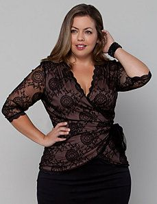 Plus size Work Tops   | Catherines