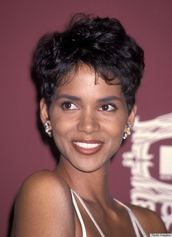 An Ode To Halle Berry's Pixie | The Huffington Post