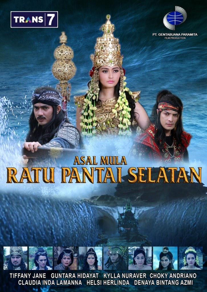 "#sedangtayang @TEATER7 Legenda Indonesia ""Asal Mula Ratu Pantai Selatan""."