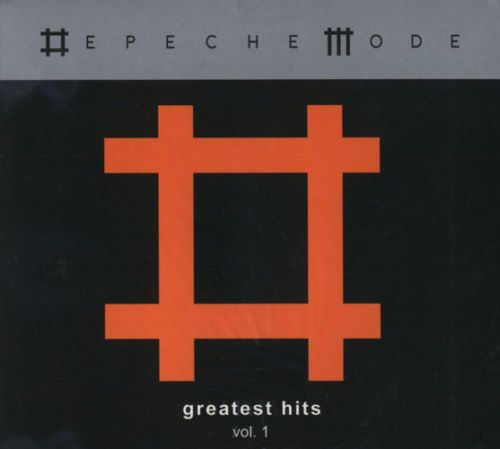 DEPECHE-MODE-Vol-1-Greatest-Hits-2CD-set-in-digipak-brand-new