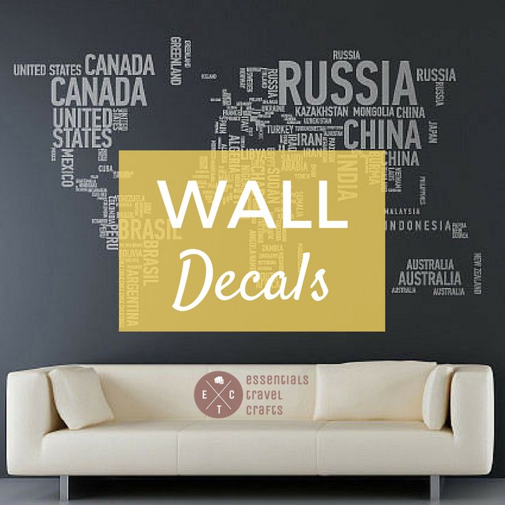 23 best Wall Decals images on Pinterest | Quote wall decals, Wall ...