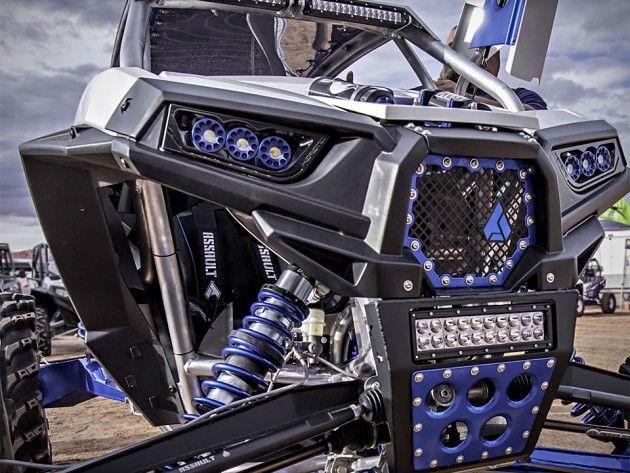 """Marshall Motoart """"Superleggera"""" RZR 1000"""