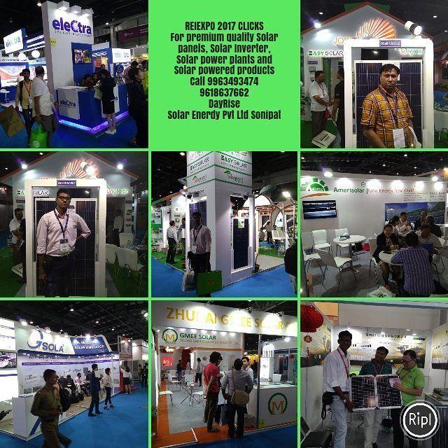 For premium quality Solar panels Solar Inverter Solar power plants and Solar products   Call 9963493474  9618637662  DayRise Solar Enerdy Pvt Ltd Sonipat Haryana
