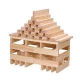 construeren: een werkstuk maken door verschillende delen aan elkaar vast te maken.