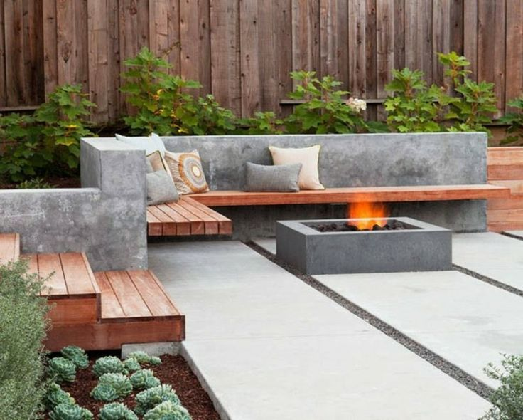 17 mejores ideas sobre banco de bloques de hormig n en for Bancos exteriores jardin