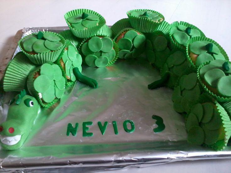 Draken Cupcakes