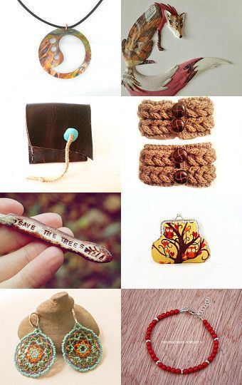 Autumn Lullaby by Lastenia Solis on Etsy--Pinned with TreasuryPin.com