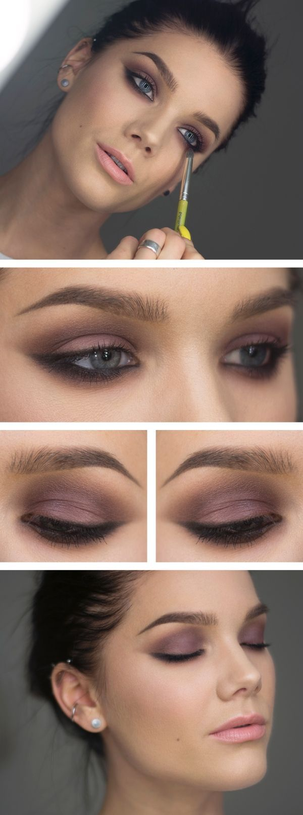 ♥ Linda Hallberg - incredible makeup artist. Very inspiring -- from her daily makeup blog. | Inspiration for upcoming projects by Adagio Images at