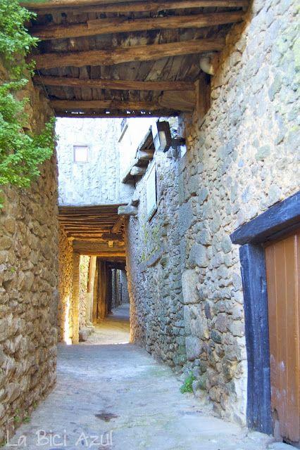 Miranda del Castañar. Salamanca. España